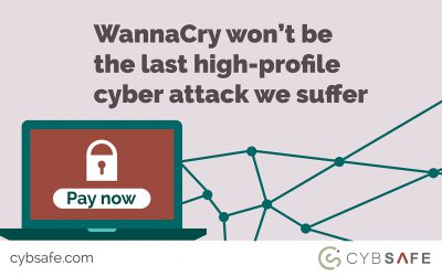 Businesses can ensure they're not affected by the next WannaCry