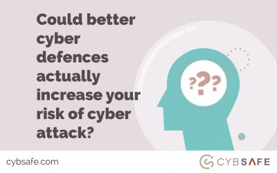 Could better cyber defences actually increase your risk of cyber attack?