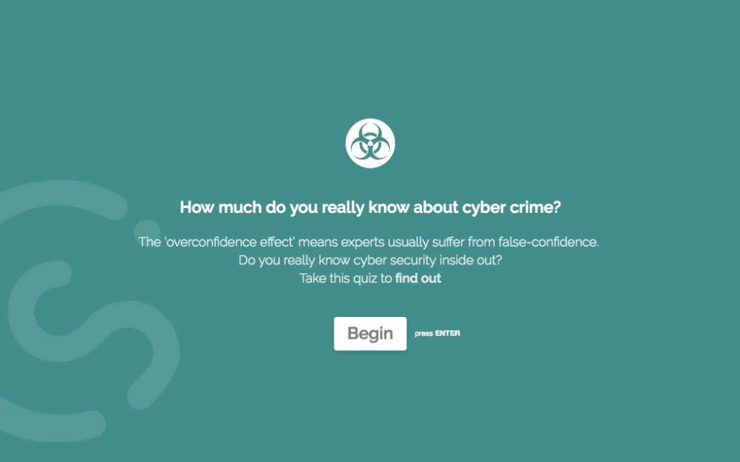 Cyber Security Quiz
