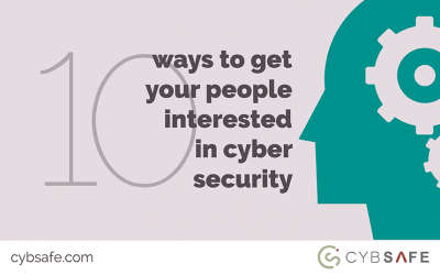 10 ways to get your people interested in cyber security