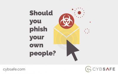 Should you phish your own people?