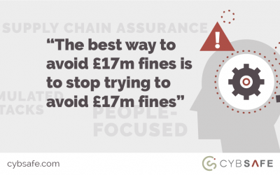 """The best way to avoid £17m fines is to stop trying to avoid £17m fines"""