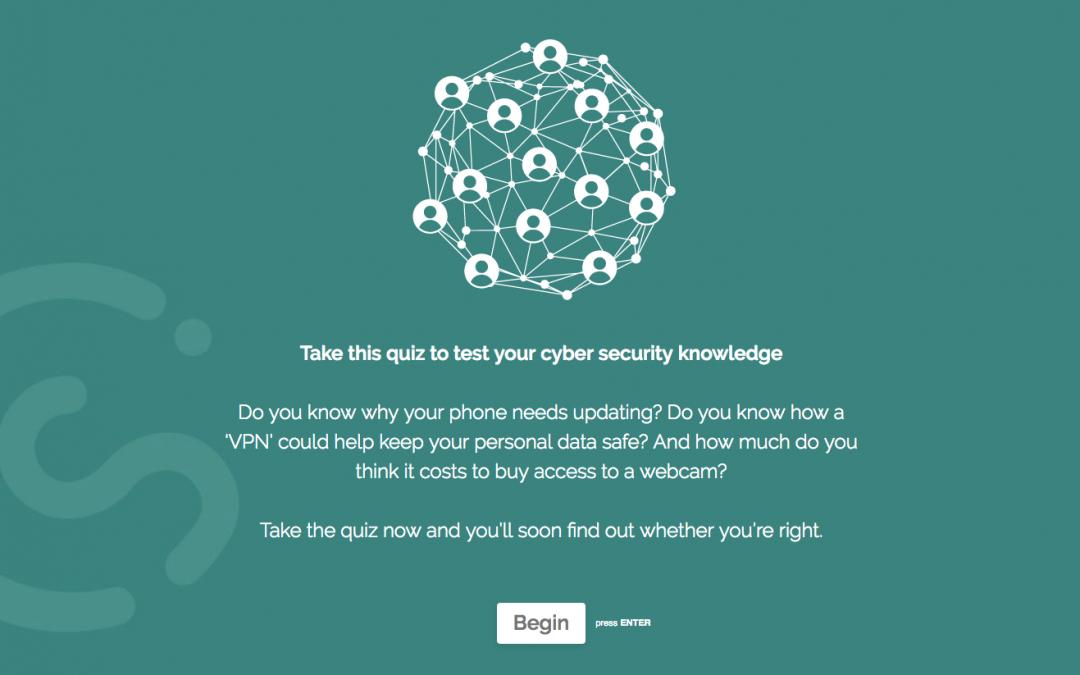 Cyber Security Quiz 2