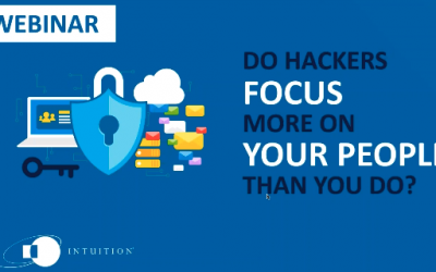 Do hackers focus more on your people than you do?