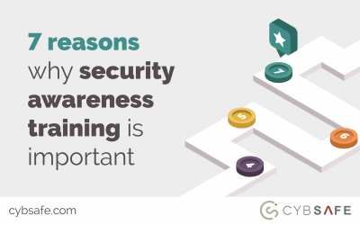 7 reasons why security awareness training is important
