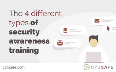 Four different types of security awareness training – and the pros and cons of each