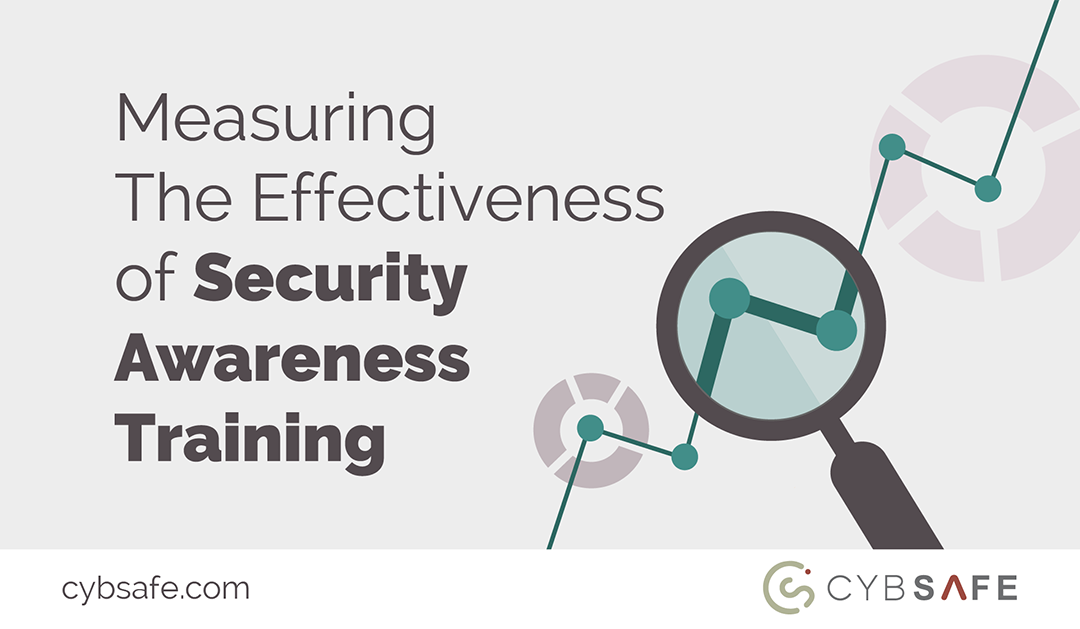 Measuring The Effectiveness of Security Awareness Training