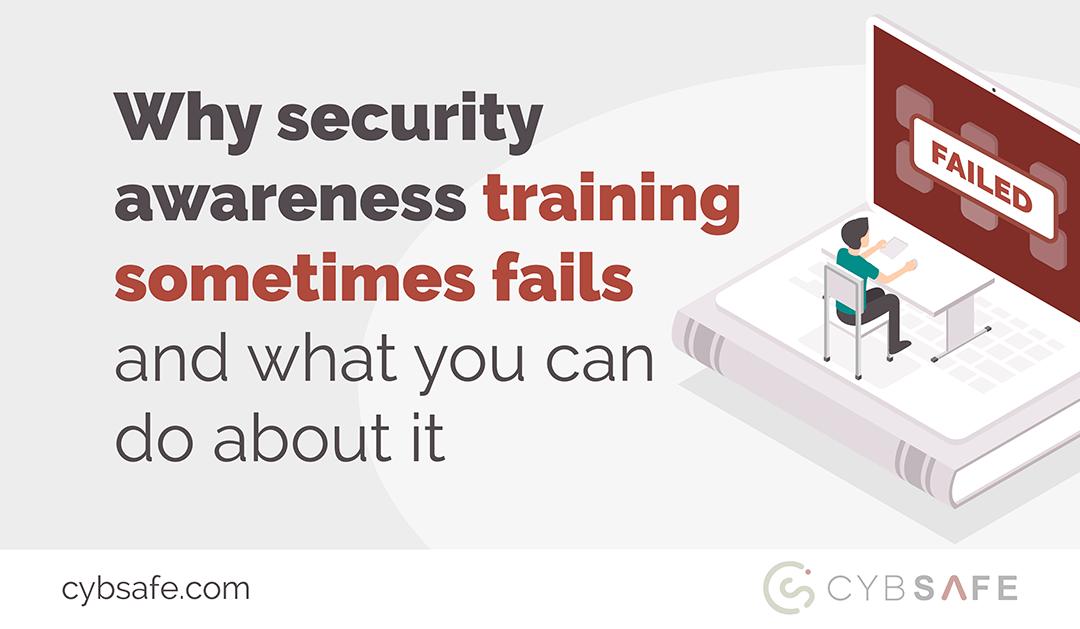 security awareness training fails blog image