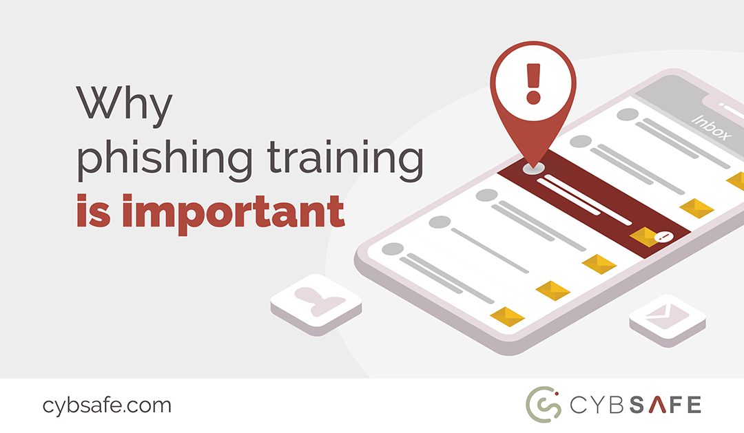 Blog image for Why phishing training is important