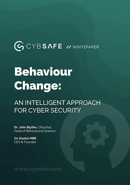 Behaviour change Banner for Whitepaper
