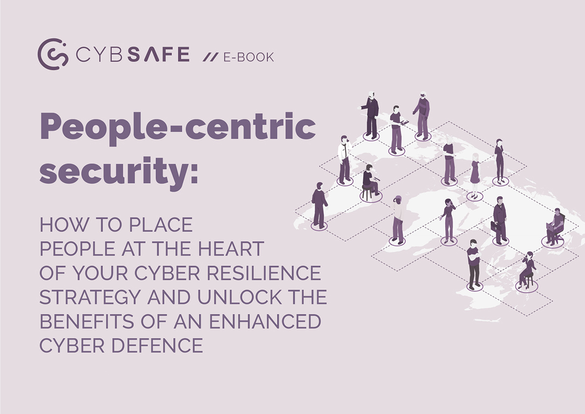 People-centric security e-book cover