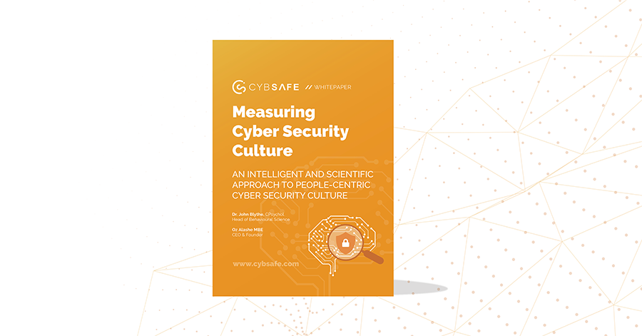 Measuring Cyber Security Culture
