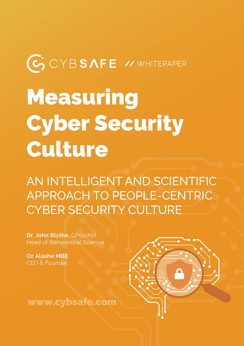 Measuring Cyber Security Culture image