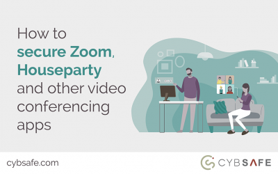 How to secure Zoom, Houseparty and other video conferencing apps