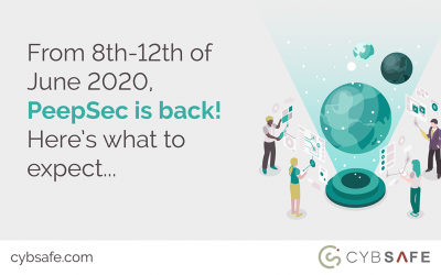From 8th-12th of June 2020, PeepSec is back! Here's what to expect…