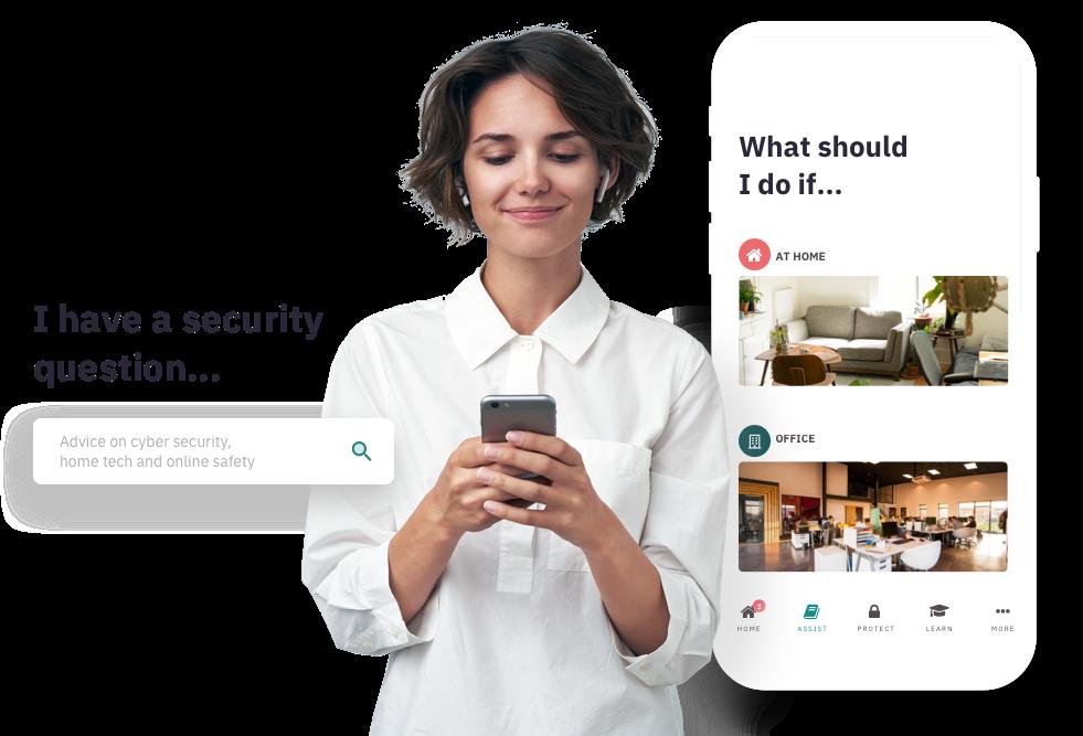 connect app - assist image