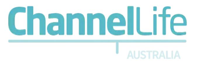 channel life logo