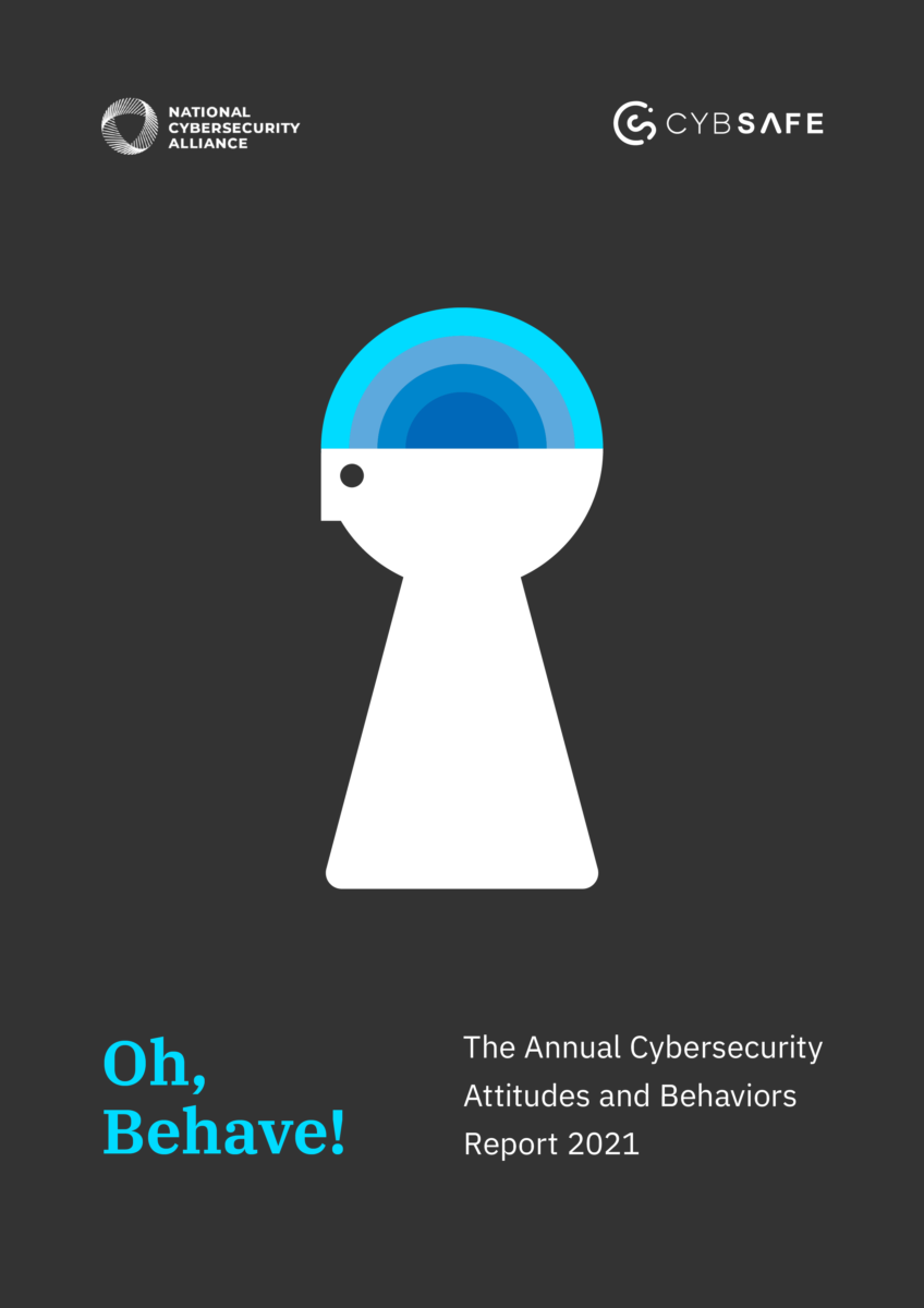 Oh behave The Annual Cybersecurity Attitudes and Behaviors Report 2021